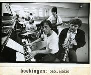 8188 Jazz quartet Jenne Meinema