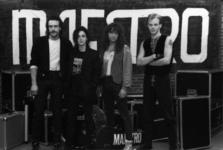 8931 Maestro bandfoto