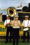 9330 Mississippi Brass Band optreden