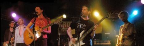 9413 Rah Rah Band optreden