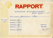 8439 Noorder Muziekschool rapport