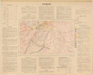 D100 Blad uit de Nederlandse waterstaatskaart, voorstellende Roermond – Schaal 1:10000 – zie ook D99,101,102, c.1935