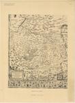 D109 Landkaart van de huidige provincie Brabant en Limburg (Pl.4), Org: 1558 Cop: c.1965