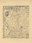D73 Landkaart van de huidige provincies Brabant en limburg – rechtsboven het wapen van het hertogdom Brabant –, Cop: ...