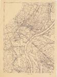 E44 Topografische kaart van de loop der Maas nabij Buggenum – Schaal 1:5000 – Behoort bij E26,E27, 1944