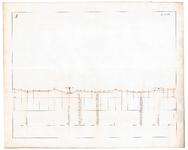 19223-4.5 [Geen titel] Lengtedoorsnede van een deel van het terrein tussen Deventer en Dalmsholte ten behoeve van een ...