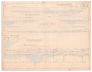 19223-B11.5 [Geen titel] Lengtedoorsnede van de Vecht tussen Berkum en Dalfsen ten zuiden van Broekhuizen. Vermeld ...