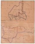 19224-18 en 49.3 Goor [en] Tubbergen 3 Twee kaarten op een vel die niets met elkaar te maken hebben van bovenaan Goor ...