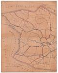 19224-21.1 Haaksbergen 1 Kaart van het westelijk deel van Haaksbergen met de gemeenten Ambt Delden, Diepenheim, Neede, ...