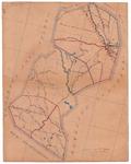 19224-28 Hengelo Kaart van de gemeente Hengelo met rondom de gemeente gemeente Haaksbergen, Ambt Delden, Borne, ...