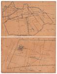 19224-40.1 Ommen stad 1 [en] Avereest 2 Twee kaarten op een vel die niets met elkaar te maken hebben. Bovenaan een ...
