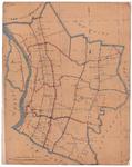 19224-56 Wijhe Kaart van de gemeente Wijhe omringd door de gemeenten Zwollerkerspel, Heino, Heerde, Olst en Raalte. ...