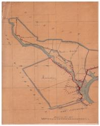19224-60.1 Zwartsluis 1 Noordelijk deel van de gemeente Zwartsluis met rondom de gemeenten Staphorst, Wanneperveen en ...