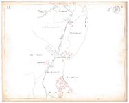 19231-15V33 [Geen titel] Kaartblad van de Regge bij Goor, vanaf het bedrijventerrein De Spechthorst tot Borghoek. ...