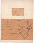 19224-40.2 Ambt Ommen 2 [en] Stad Ommen 2 Twee kaarten op een vel van aparte series. Bovenaan Ambt Ommen (nummer 40.1) ...