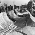 413 FDSTORK-22288 Polder-Pompen. Bouwput Pompgemaal Zwartsluis., 1962-00-00