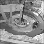 419 FDSTORK-22294 Polder-Pompen. Gietvorm inlaatstuk. Balbpompen IJmuiden., 1962-00-00