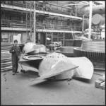 423 FDSTORK-22298 Polder-Pompen. Gemaal Zwartsluis. Schroefwaaier., 1962-00-00