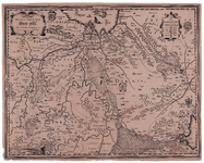 16 De | Heerlycheyt van | Over-yssel | van nieuws uytgegeven | door C.I. Visscher 1 kaart. Tweede titel Ditio | ...