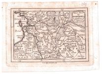 43 Nieuw kaart | van | OVER YSSEL, | te Amsterdam by | T. Crajenschot. 1 kaart. Ongekleurd. Onder de kaart 'J. van ...