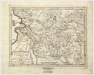 44 De synode van | Overijssel | in vier klassen verdeeld: […]. 1 kaart. Ongekleurd. Onder de kaart ' J. van Jagen ...