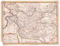 45 De synode van | Overijssel | in vier klassen verdeeld: […] 1 kaart. Grensgekleurd. Onder de kaart ' J. van Jagen ...