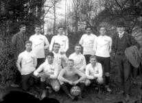 12273 FDHEEMAF000027 HEEMAF voetbalclub met shirtreclame, 1913-04-01