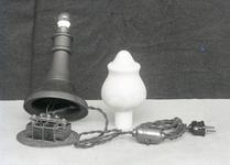 14496 FDHEEMAF002541 Schemerlamp met veiligheidstransformator, 1923-04-01