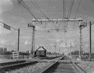 21290 FDHEEMAF058537 Geëlektrificeerde spoorlijn Hengelo - Borne, 1951-07-06