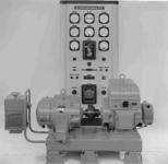 21599 FDHEEMAF063685 Omvormer bestaande uit van het type GM 31 en DGKC 660/4 met bijbehorend schakelbord voor ...