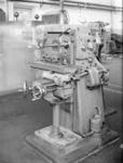 25890 FDHEEMAF4004001 Nieuwe Krebs freesbank in Mechanische Werkplaats II, 1940-04-01