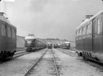 3379 FDHEEMAF053842 Materieel van de Nederlandse Spoorwegen bestemd voor de uitbreiding van de dienst in mei 1938, 1938-02-12