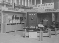 4512 FDHEEMAF053936 HEEMAF-stand op de voorjaarsbeurs in Utrecht, 1938-03-24