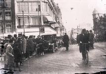 8889 FDHEEMAF021031 Introductie verkeerslichten in de Leidsestraat bij het Koningsplein, 1931-10-19