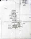9308 FDHEEMAF021065 Elektrisch schema voor verkeersregeling van een kruispunt, 1931-12-22