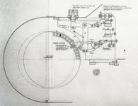 9309 FDHEEMAF021066 Tekening mechanisme schakelwals voor verkeersregelinstallatie, 1931-12-17