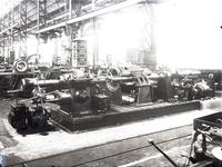9782 FDHEEMAF030121 Nieuwe boorbank in de Grote Hal van de HEEMAF in Hengelo, 1925-12-30