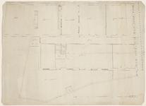 1255-KD000100 [Zonder titel]Plattegrond van de Duitse school aan de Praubstraat. Ontwerp van de verbouwing en ...