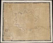 1280-KD000004 Stad van Zwol aan de revire de Vecht met syne fortificatie en sitation so als in den jaar ...