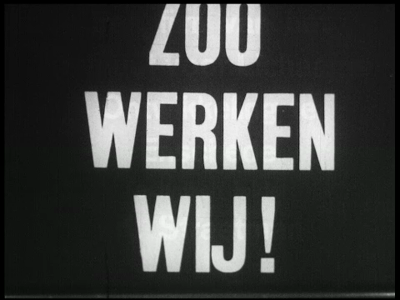 13210 BB00249 Een film van het Instituut voor Lichaamsontwikkeling te Enschede, met beelden van gymnastiekoefeningen, ...