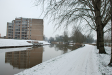 4111 DBUITERWIJK-001506 Winter en Sneeuw in Zwolle-Almelose Kanaal, 2013-01-22