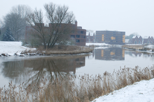 4112 DBUITERWIJK-001507 Winter en Sneeuw in Zwolle-Almelose Kanaal, 2013-01-22