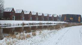 4113 DBUITERWIJK-001508 Winter en Sneeuw in Zwolle-Almelose Kanaal, 2013-01-22