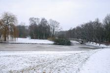 4120 DBUITERWIJK-001516 Winter en Sneeuw in Zwolle-Park de Weezenlanden, 2013-01-22