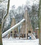 4122 DBUITERWIJK-001518 Winter en Sneeuw in Zwolle-Park de Weezenlanden, 2013-01-22