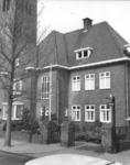 1786 FD000493 Assendorperstraat met Rooms Katholieke Sint-Jozefkerk en pastorie.Naast de pastorie is een postagentschap ...