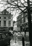 4680 FD001279 Gezicht op de Bloemendalstraat vanaf het Bethlehems Kerkplein. De brand vond plaats op 7 januari 1979. ...