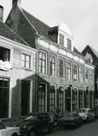 4706 FD001309 Het woonhuis van de dichter Rhijnvis Feith (1753-1824) in de Bloemendalstraat in het centrum van de stad. ...