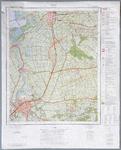1555-KD001126 Zwolle 21 Oost Topografische kaart van het gebied tussen Zwolle, Zwartsluis, Meppel en Dalfsen. Verkend ...