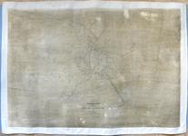 1561-KD001132 Plattegrond van de stad Zwolle en onderhorige voorsteden. Stadsplattegrond van Zwolle met buitenwijken, ...